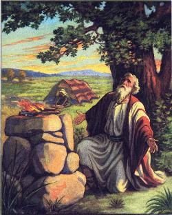 Up To Jerusalem - Our Father Abraham
